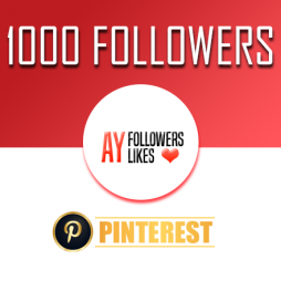 Cheap Pinterest Followers 1000