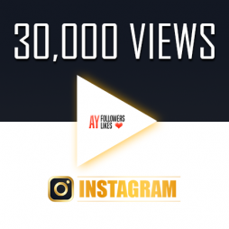 30000 instagram views