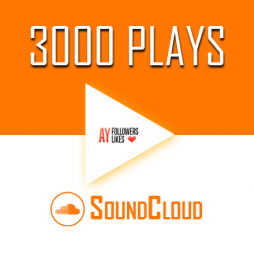 Buy 3000 SoundCloud Plays $2