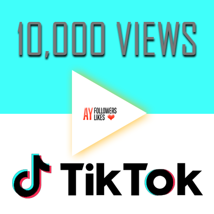 how to get views on tiktok
